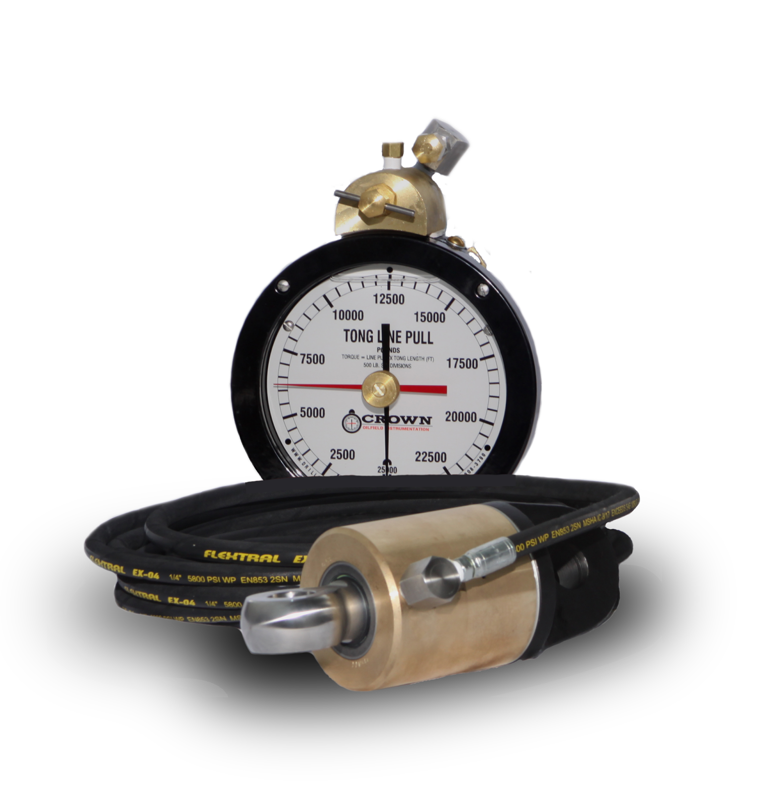 Why Accurate Tong Torque Gauges Are Important for Drilling Rigs