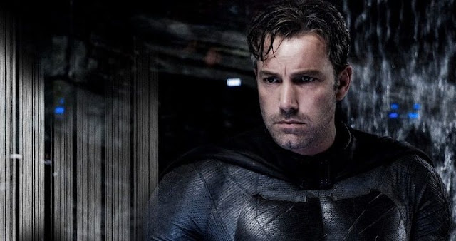 Ben Affleck renuncia a la dirección de Batman