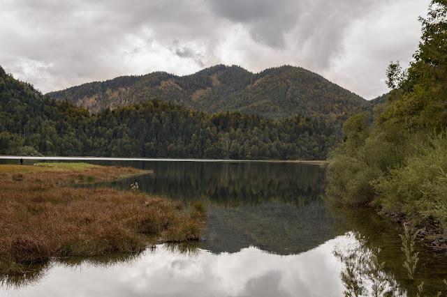Rundweg Röthelmoos Almen – Weitsee  Wandern Ruhpolding  Wanderung Chiemgau 01