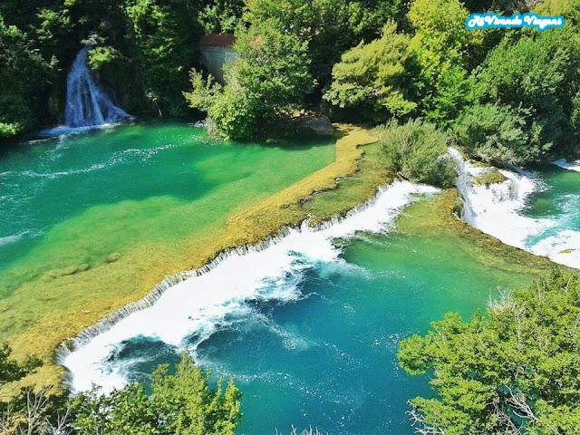 Cachoeiras da croácia