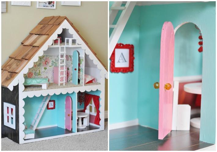 diy casa muñecas