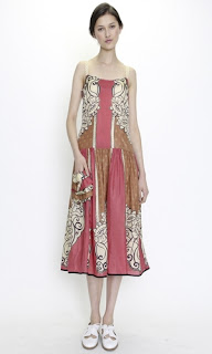 Contoh Model Baju Batik Casual