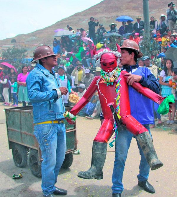 Esta noche se lanza el Carnaval Minero 2018