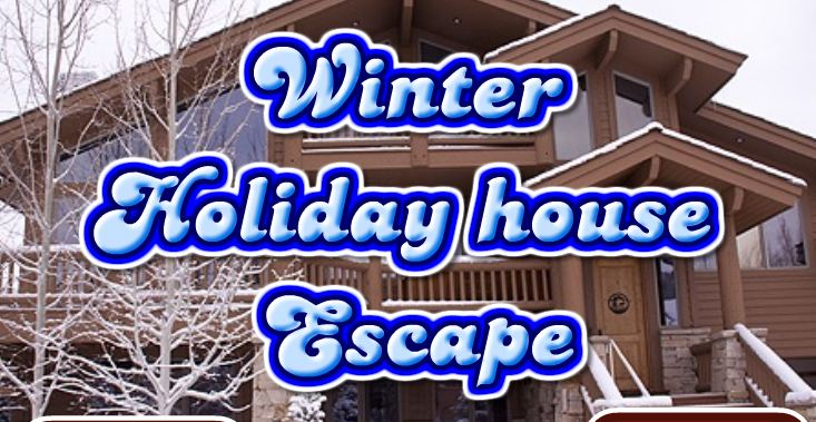 GelBold Winter Holiday House Escape