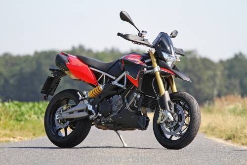 Aprilia Dorsoduro 1200: End of career