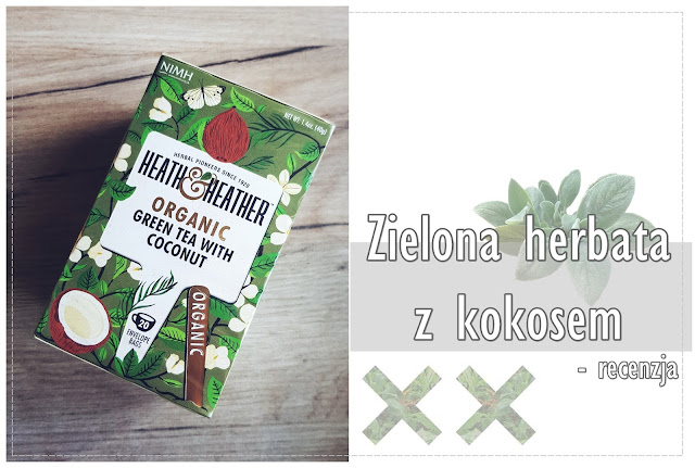 Zielona herbata z kokosem? HIT!