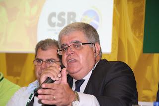 CSB se reúne com deputado Carlos Marun para discutir pontos da reforma trabalhista