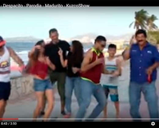 """¡PARODIA IMPELABLE! Ma-du-ri-to: La versión venezolana de """"Despacito"""" dedicada a Nicolás (+Video)"""