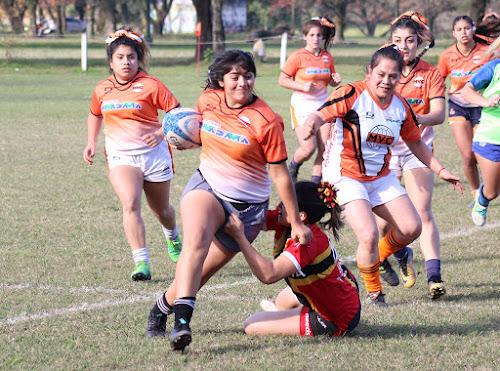 URT: calendario de competencias oficiales de rugby femenino