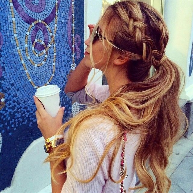 Miraculous New Braids Long Hair Ideas In 2015 Best Haircuts Short Hairstyles Gunalazisus