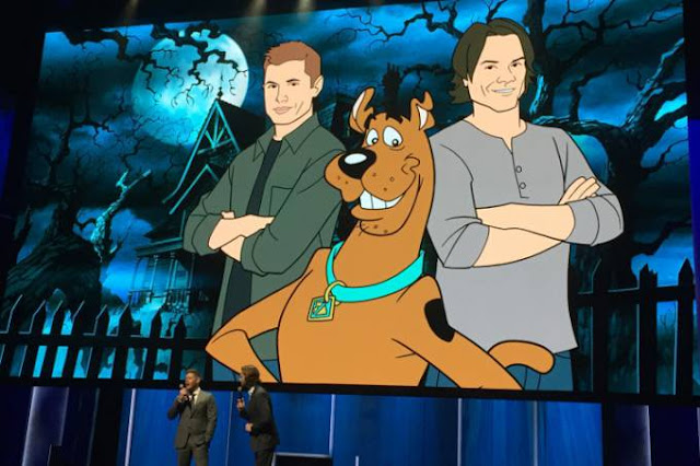 Scooby-doo Supernatural crossover winchester