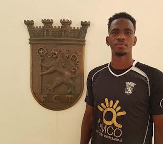 FC Tirsense reforça o ataque