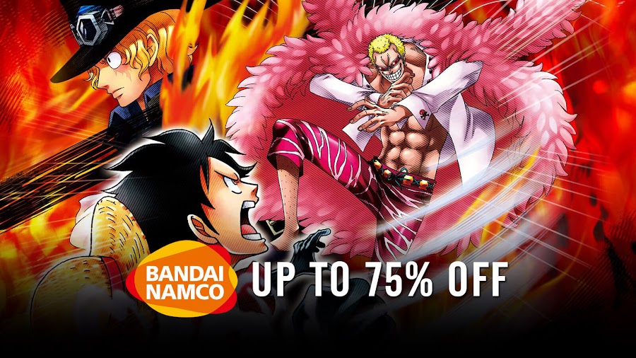 one piece burning blood sale humble bundle