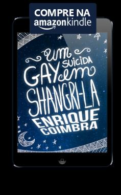 """Compre o livro """"Um Gay Suicida em Shangri-la"""" na Amazon"""