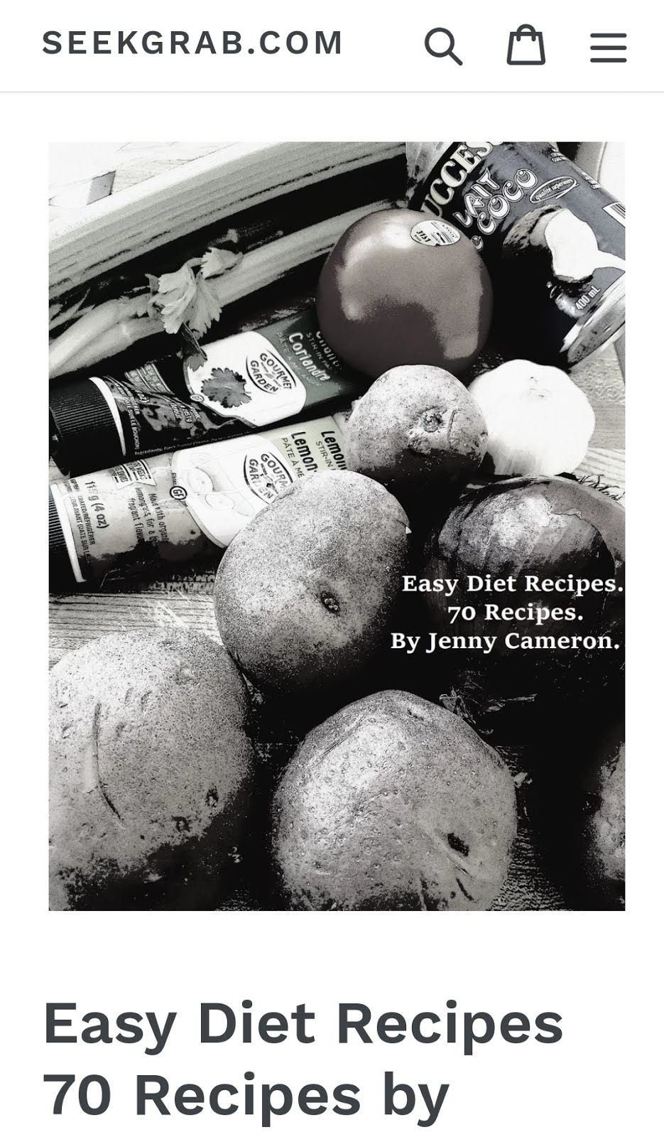 70 Diet Recipes Easy! Request your download here.