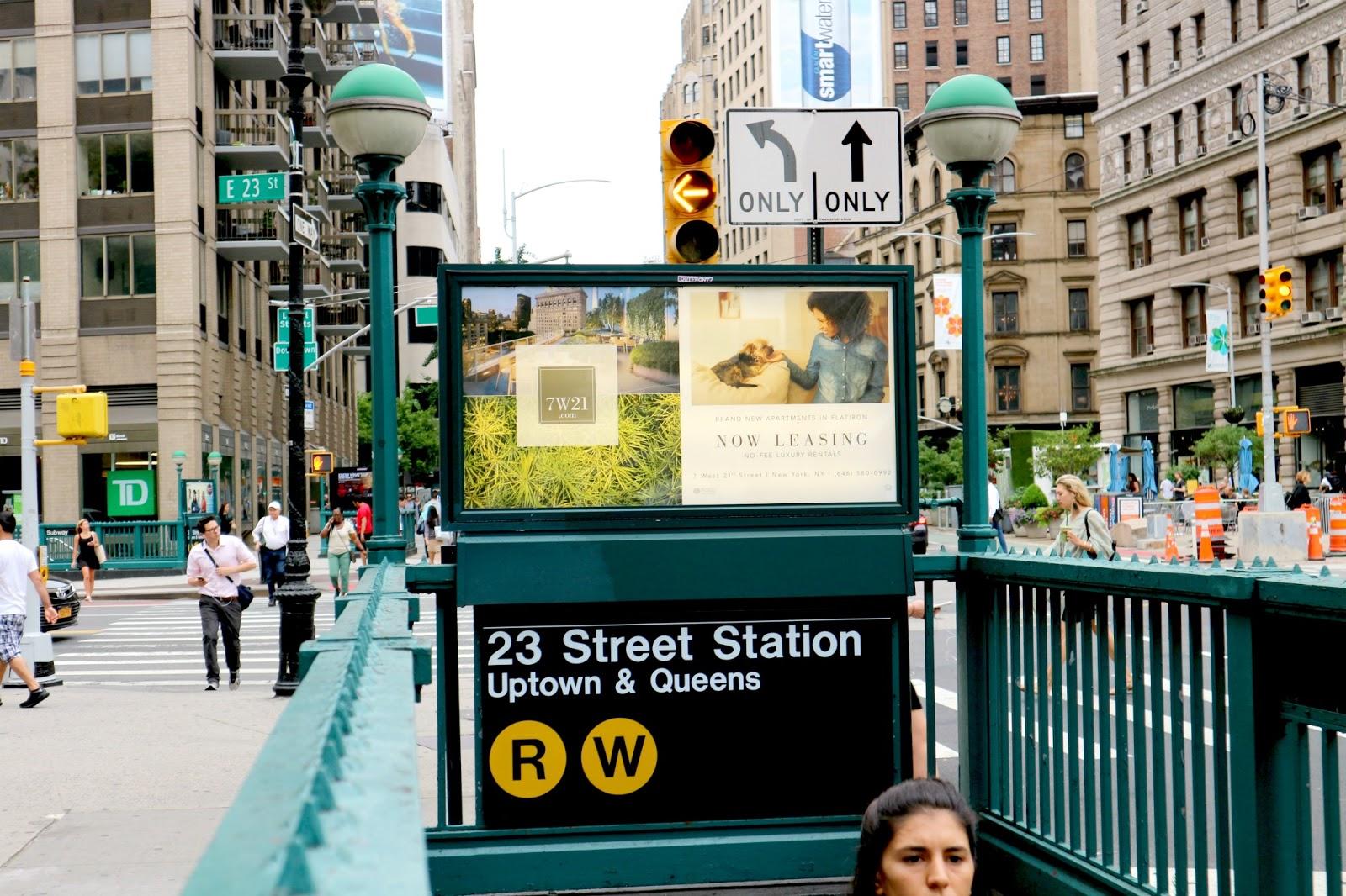 Tips using New York subway