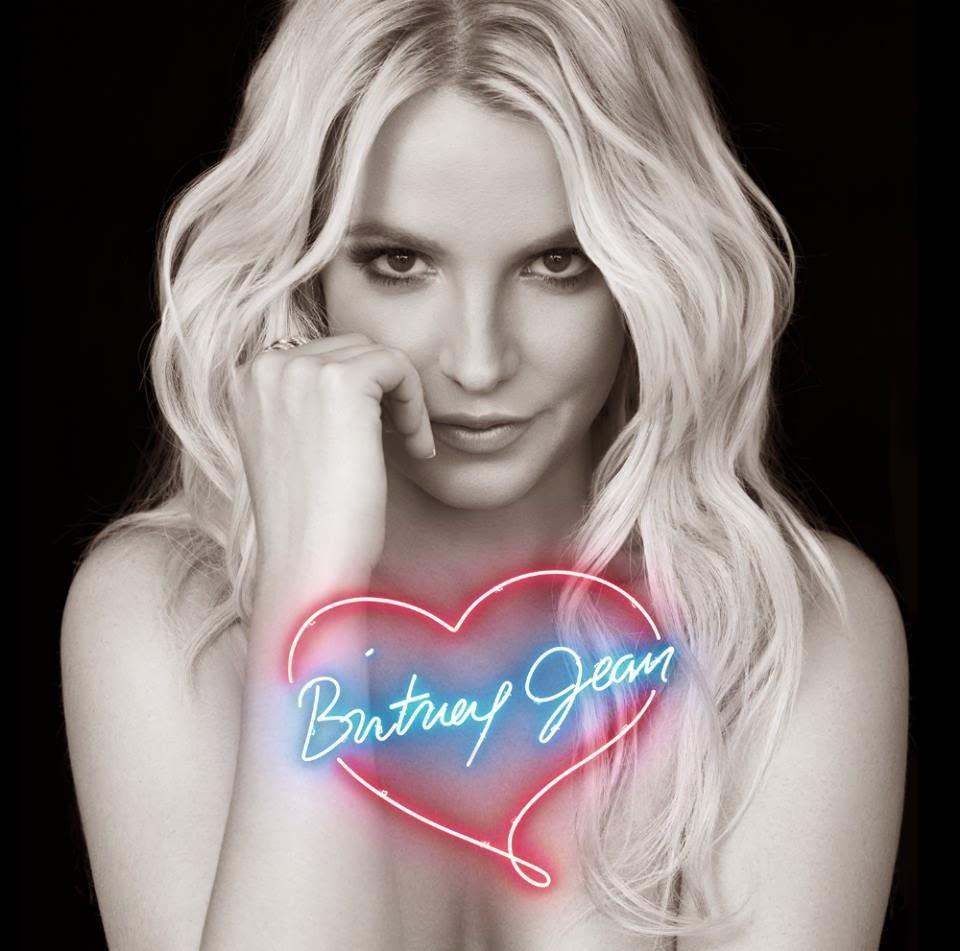 """03e7e0b53 Britney Spears divulgou há pouco mais de uma hora a capa do seu novo disco:  """"Britney Jean"""". A capa é simples, mas delicada e de bom gosto."""