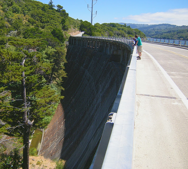 This dam survived the M7.8 1906 earthquake