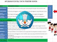 Aplikasi Tata Tertib Sekolah Pegangan Guru BK