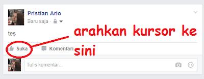 Facebook Luncurkan Fitur Like Baru. Bisa Love, Haha, Yay, Wow, Sad dan Angry