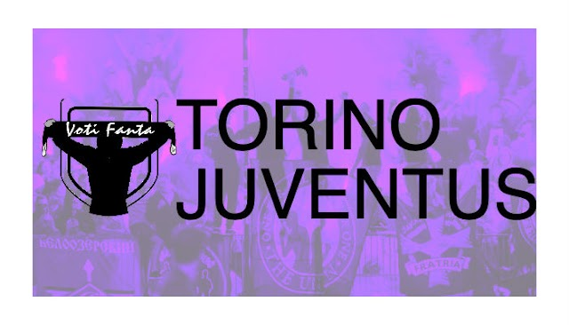 Preview TORINO-JUVENTUS formazioni, infortunati, ultime notizie