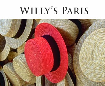 Le magasin d'usine de la chapellerie Willy's Paris