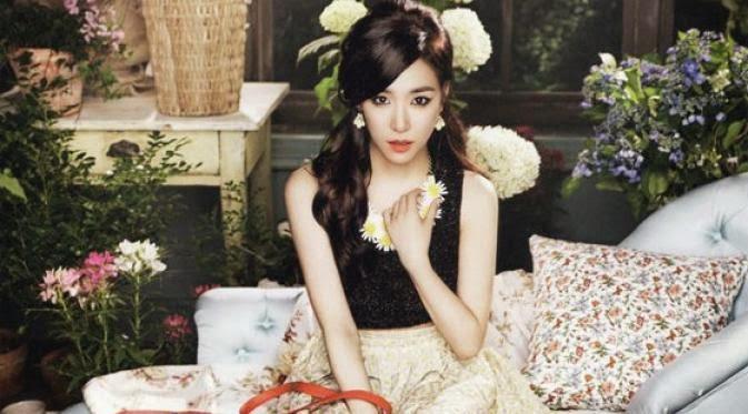 Ssstt…. Ini Dia Rahasia Wajah Cantik dan Tubuh Ideal Ala Tiffany SNSD