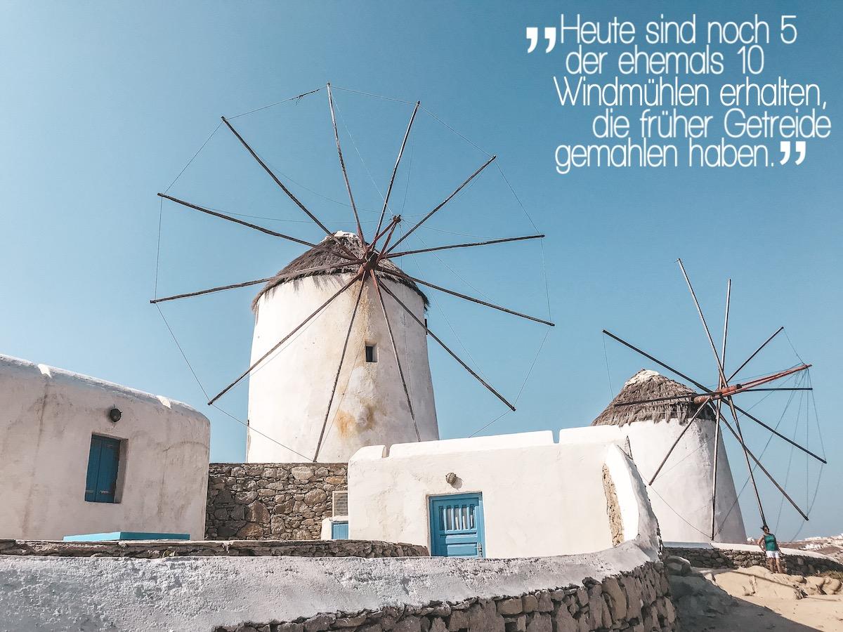 Alles was du zur kykladischen Insel Mykonos wissen musst: Anreise, Fortbewegung, Unterkunft, Must See, Restaurants - Travel Diary Mykonos Reisebericht Blog Travelblog Deutschland www.theblondelion.com