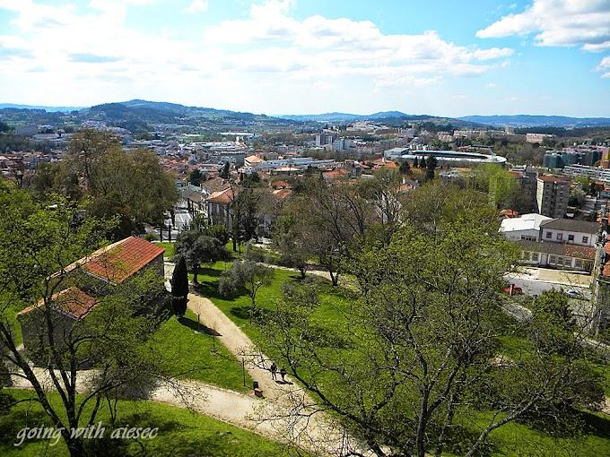 Odrobina portugalskiej historii: Guimarães