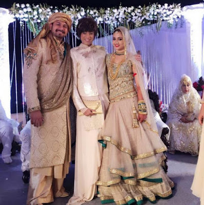 Faisal-Gajala-marriage
