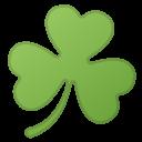 Clover emoji