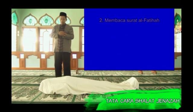 Rukun, Niat, Cara, Bacaan dan Doa Sholat Jenazah Sesuai Sunnah