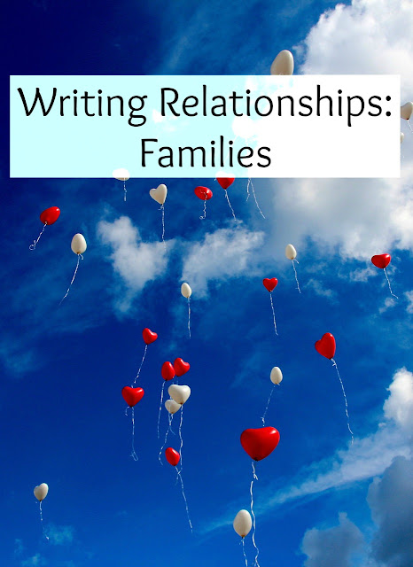 Writing Relationships: Families
