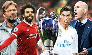 Champions League final : See Starting XI Of Liverpool and Real Madrid