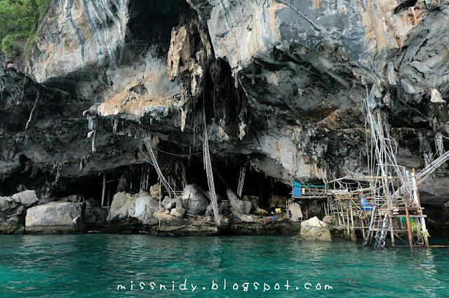viking cave phiphi island