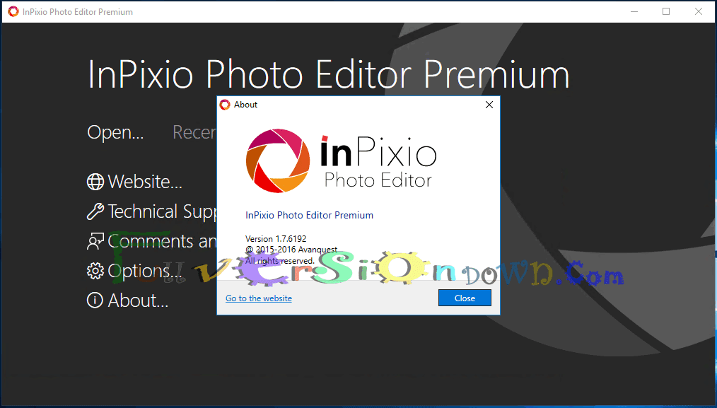 InPixio Photo Editor Premium Latest Full