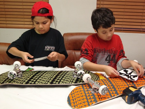 San Diego American Indian Youth Center: How to build a