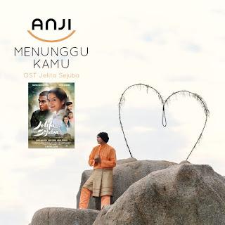 lirik Anji - Menunggu Kamu