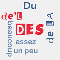 grammaire FLE, l'expression de la quantité en français
