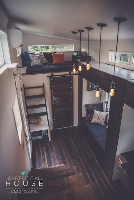 Heart Of It All tiny house