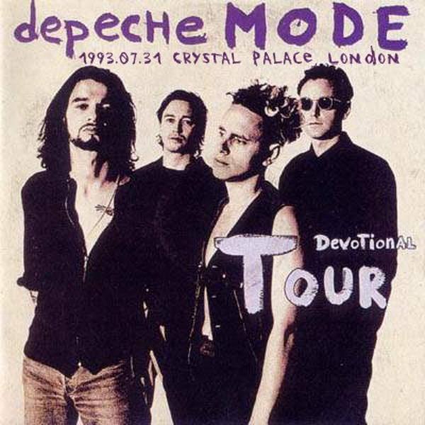 T U B E Depeche Mode 1993 07 31 London Uk Sbd Flac