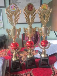 Juara 1 Dalam 3 Kategori Lomba, Wide Game, Tartil, Azan