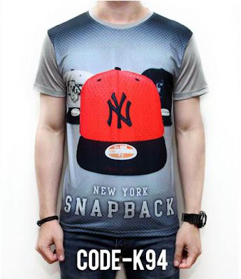 Kaos SnapBack