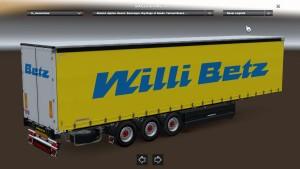 Schwarzmuller SPA 3E trailer