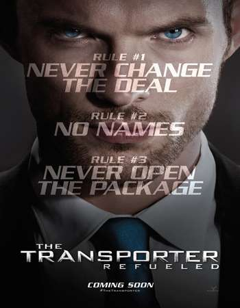 The Transporter Refueled 2015 Hindi Dual Audio BRRip Full Movie Download