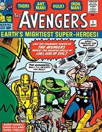 The Avengers (1963) Comic