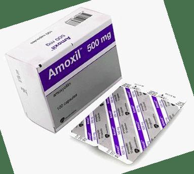 دواء ايموكس 500 EMOX دواعي الاستعمال والاعراض