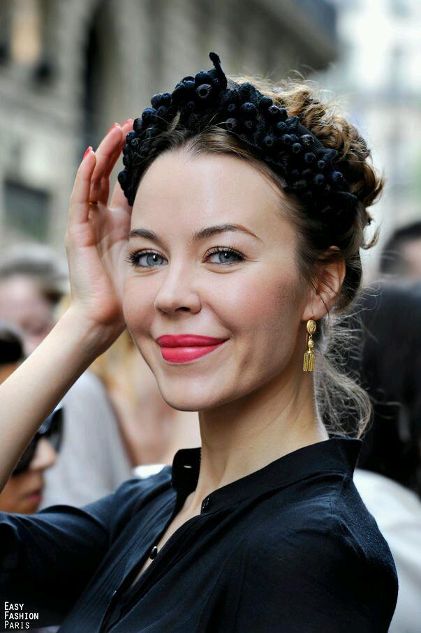 Designer Spotlight - Ulyana Sergeenko, Has An Interesting Taste In Style.