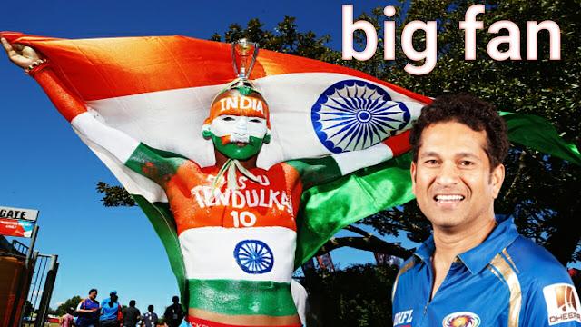 Learn the truth of Sachin Tendulkar's biggest fan