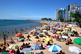 As 9 Praias Impróprias Para Banho em Vila Velha